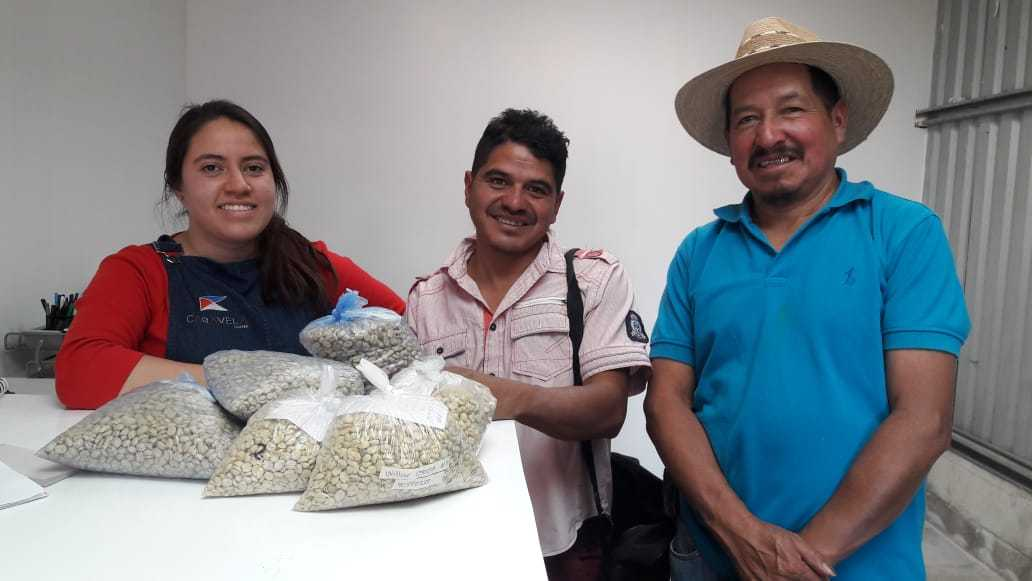 Coffee Sampling  Increases Farmers Profitability Opportunities