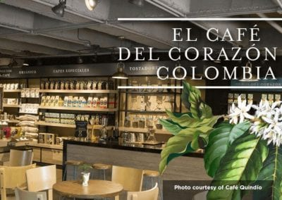 Colombian Specialty Coffee Scene. A Perspective from Café Quindío