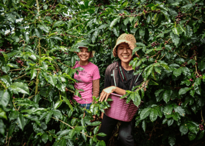 Womxn-Powered Coffee: Why It Matters