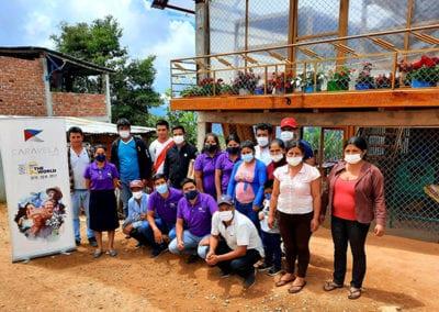 Mastering the Learning Loop in Peru