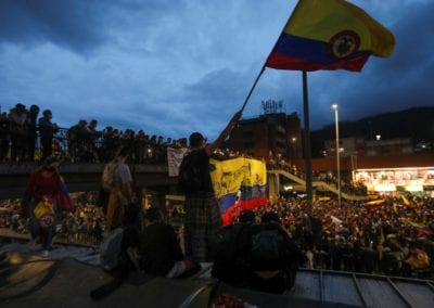An Update on Colombia's Ongoing Crisis